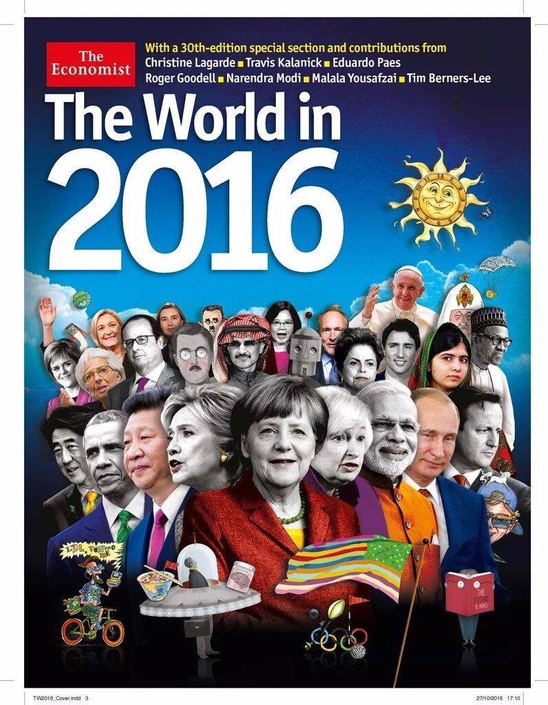 Порошенко витіснив Путіна на обкладинці The Economist. Однак лише в своєму блозі (ФОТО) - фото 2
