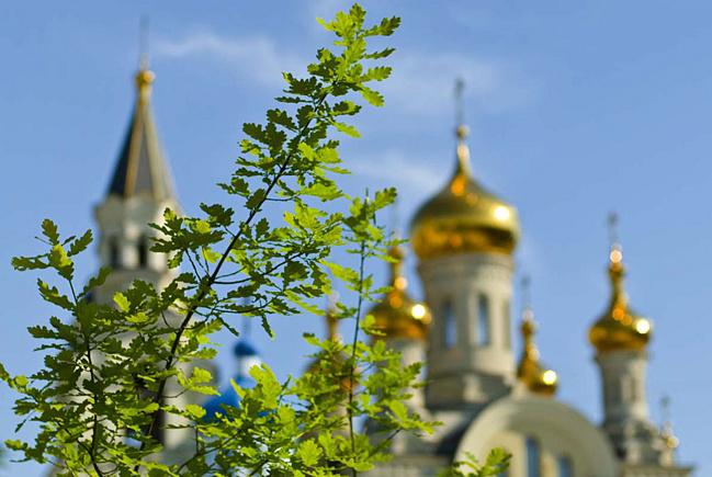 Харківські гвардійці відсвяткували Трійцю  - фото 1