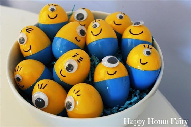 35 креативних ідей для Великодніх яєць - фото 6