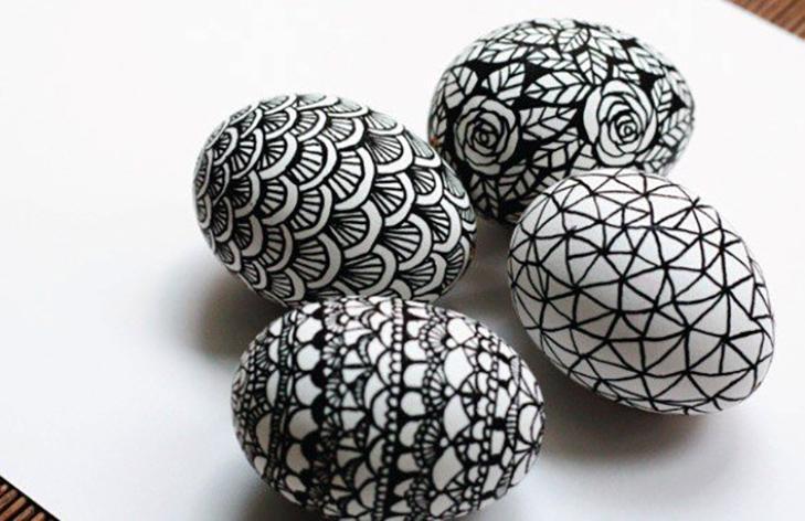 35 креативних ідей для Великодніх яєць - фото 7