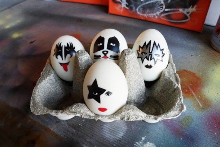 35 креативних ідей для Великодніх яєць - фото 21