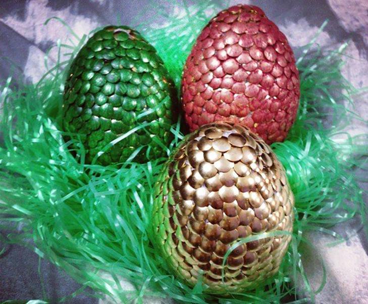 35 креативних ідей для Великодніх яєць - фото 25