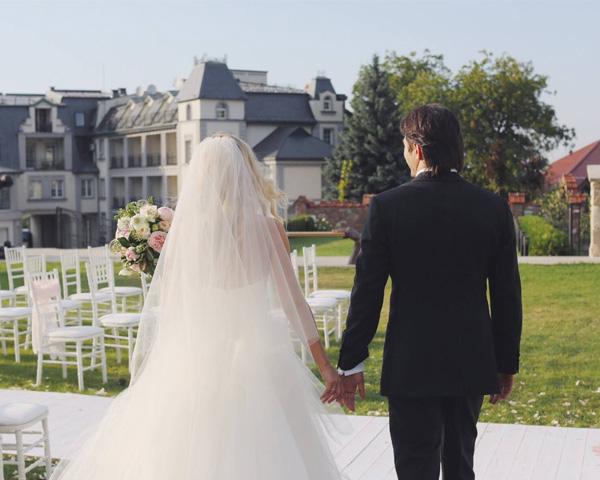 Поліція приїжджала вгамовути Садового і Березу на весіллі Притули у Львові - фото 2