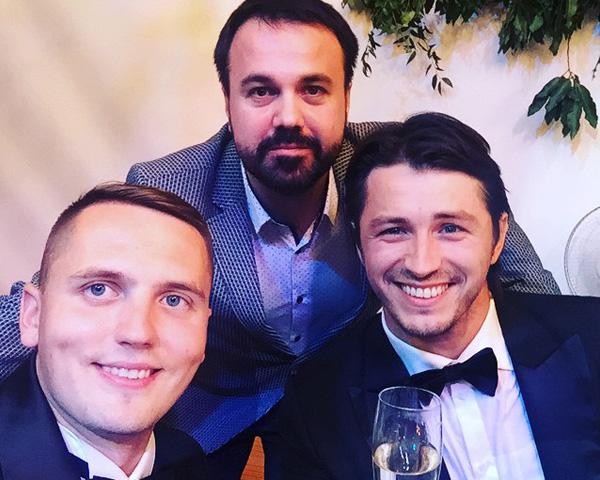 Поліція приїжджала вгамовути Садового і Березу на весіллі Притули у Львові - фото 3