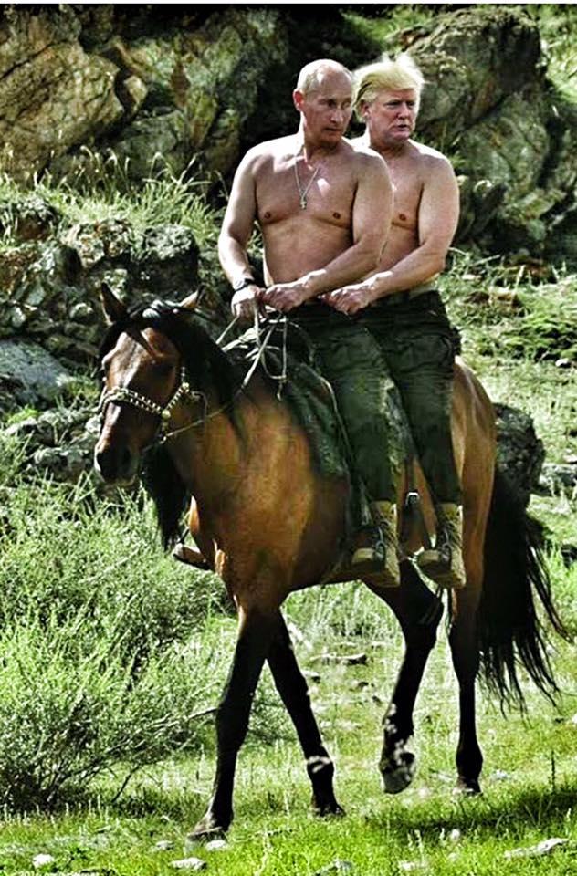 Савченко-телепат і Путін на причандаллях - фото 3
