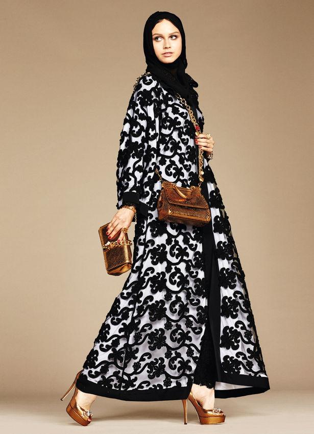 Dolce & Gabbana випустили колекцію одягу для мусульманок - фото 2