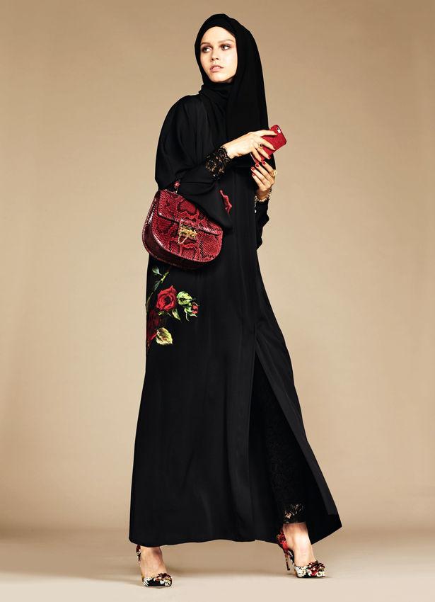 Dolce & Gabbana випустили колекцію одягу для мусульманок - фото 3