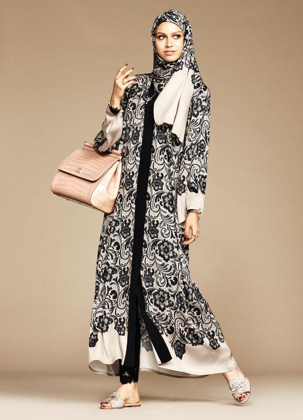 Dolce & Gabbana випустили колекцію одягу для мусульманок - фото 4