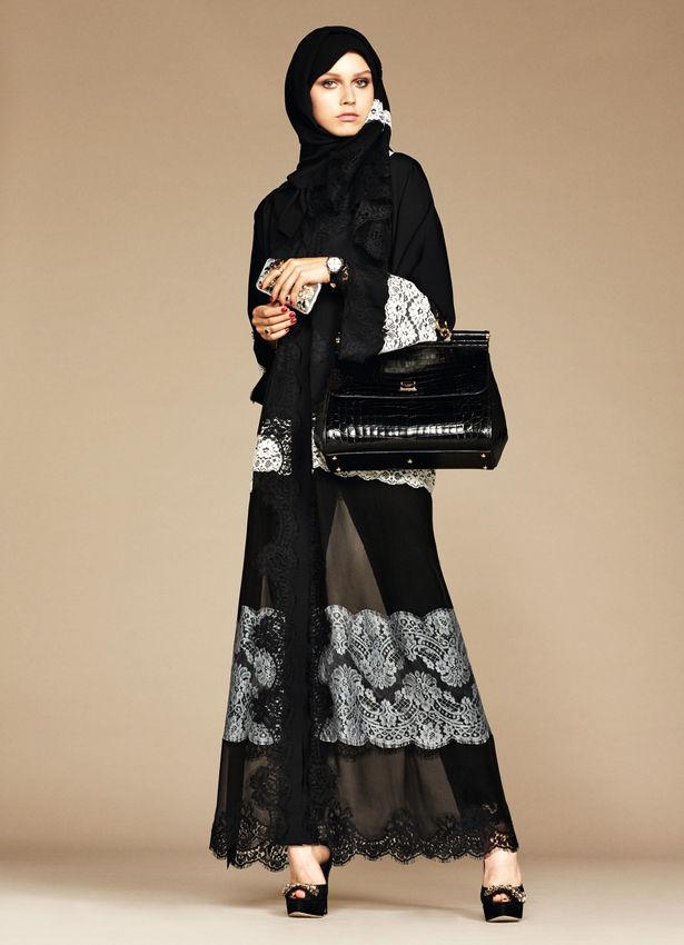 Dolce & Gabbana випустили колекцію одягу для мусульманок - фото 5