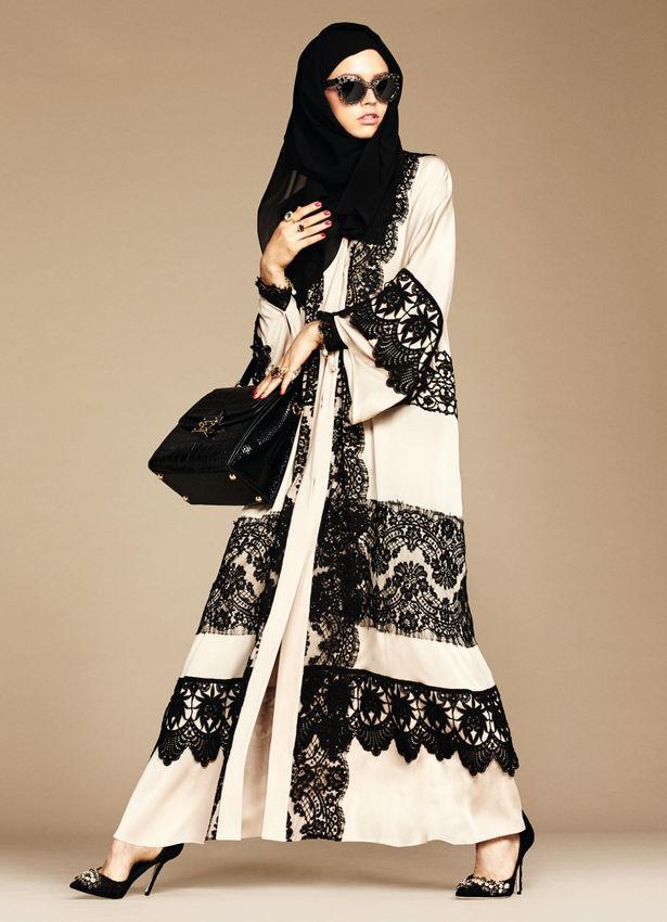 Dolce & Gabbana випустили колекцію одягу для мусульманок - фото 6
