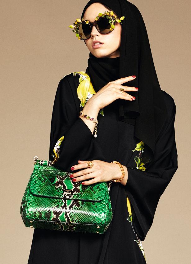 Dolce & Gabbana випустили колекцію одягу для мусульманок - фото 7