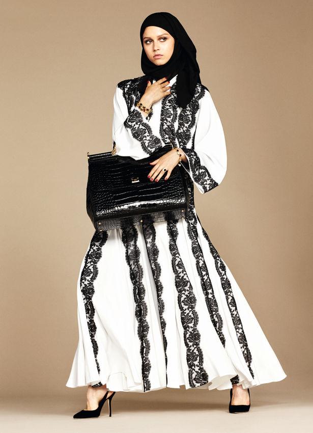 Dolce & Gabbana випустили колекцію одягу для мусульманок - фото 8