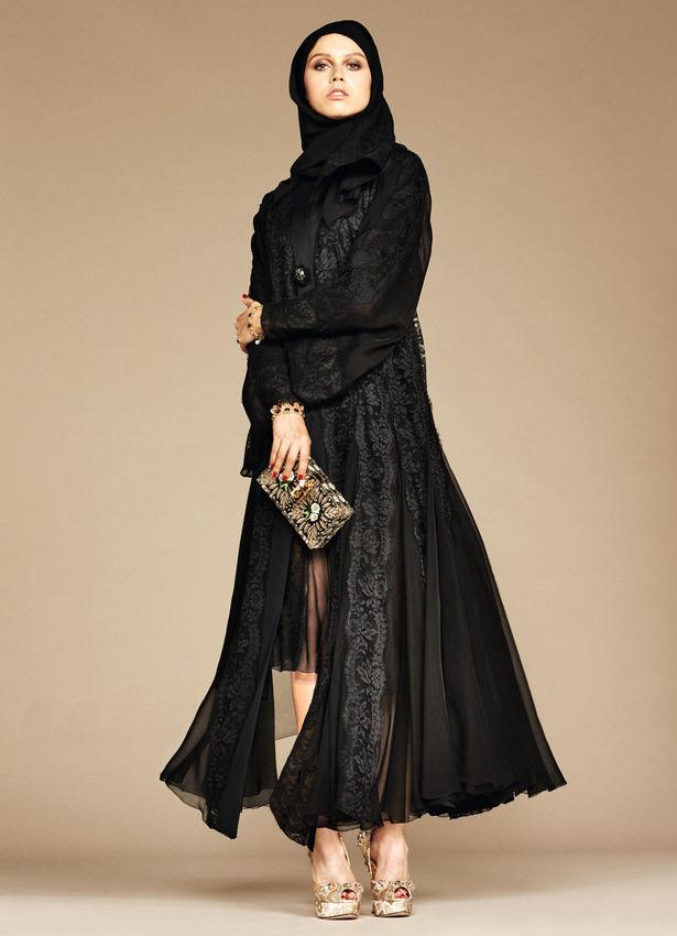 Dolce & Gabbana випустили колекцію одягу для мусульманок - фото 9