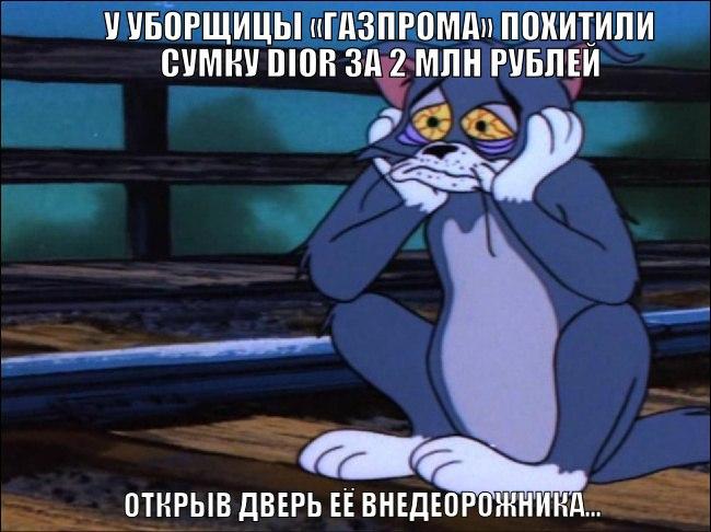 """Намила на  тисяч: як в соцмережах тролять прибиральницю """"Газпрома""""  - фото 7"""