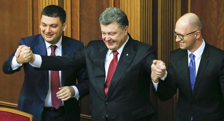 Петро Порошенко: два роки при влади  - фото 8