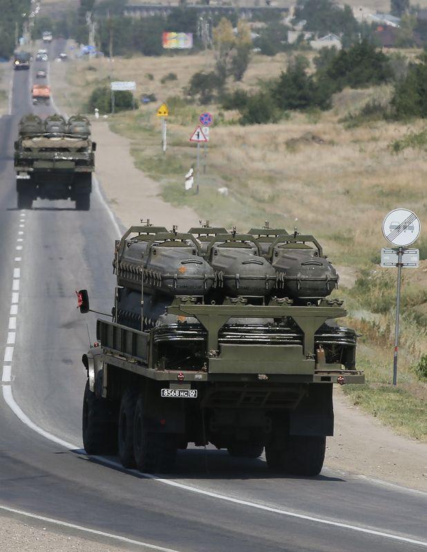 """Bellingcat: Ракети того ж типу, що збили """"Боїнг"""", виявлені в колоні російської техніки на кордоні з Україною (ФОТО, ВІДЕО) - фото 2"""