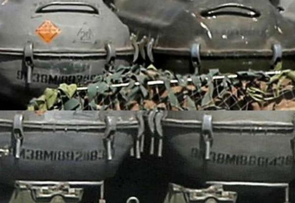 """Bellingcat: Ракети того ж типу, що збили """"Боїнг"""", виявлені в колоні російської техніки на кордоні з Україною (ФОТО, ВІДЕО) - фото 3"""