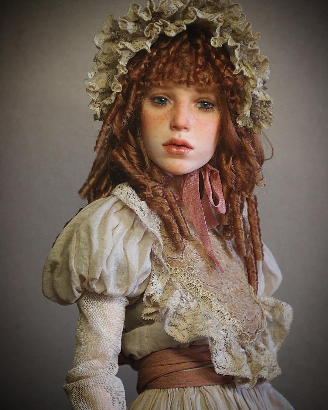 Як виглядають ляльки, яких можна сплутати з людьми - фото 4
