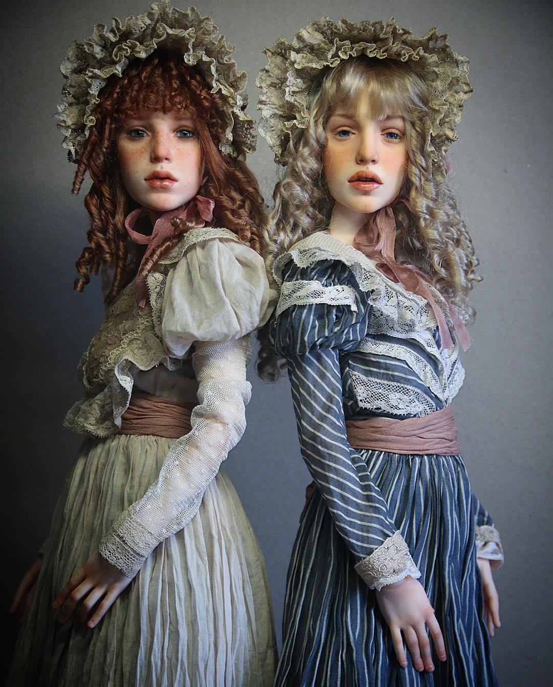 Як виглядають ляльки, яких можна сплутати з людьми - фото 2