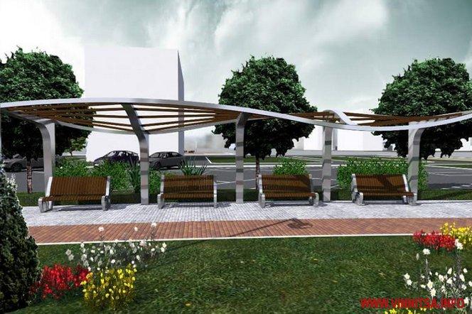 Вінничанам показали, як виглядатиме площа ім. Костянтина Могилка - фото 2