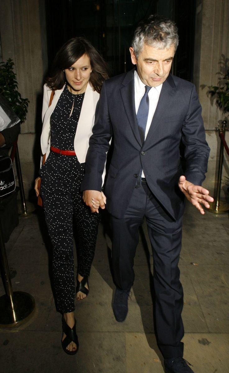 """""""Містер Бін"""" одружується зі своєю молодою пасією - фото 1"""