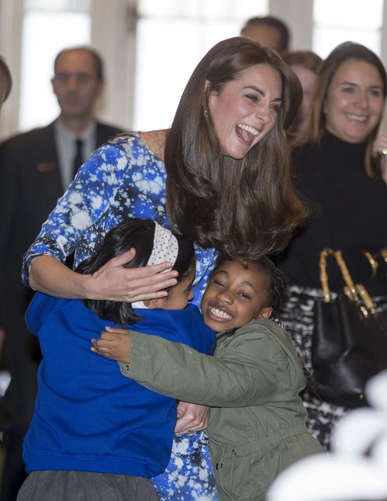 Як Кейт Міддлтон косить під принцесу Діану - фото 4