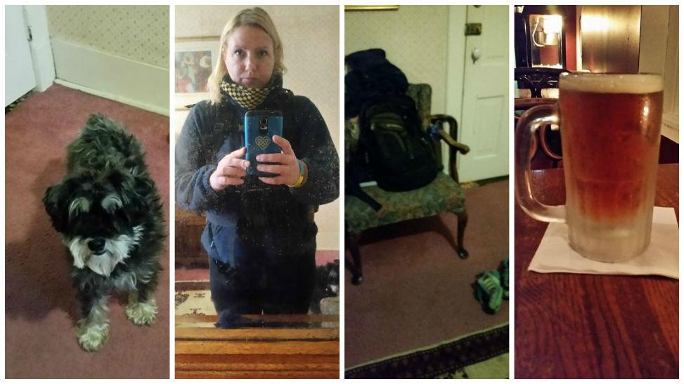 Як американка Майя пішки йде через США заради України - фото 3