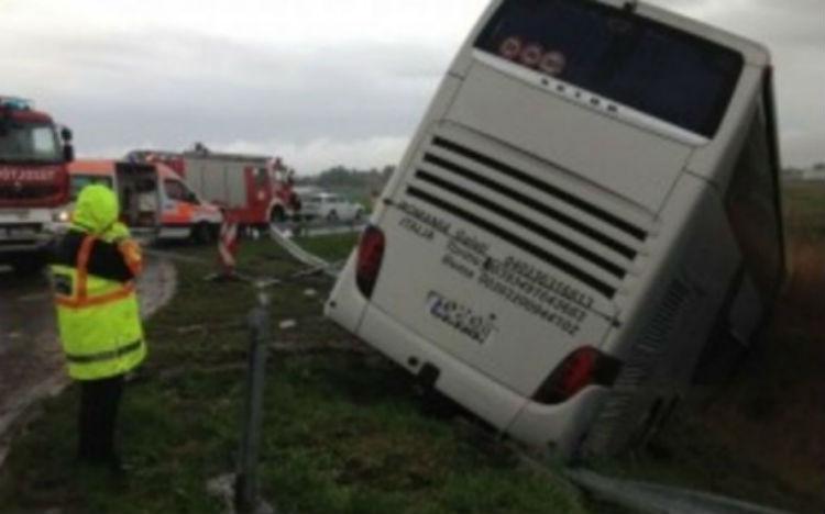 У Румунії потрапив у ДТП автобус з українцями - фото 2