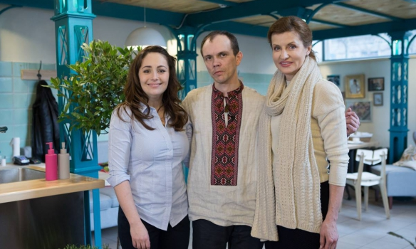 Два роки першої леді України Марини Порошенко - фото 8