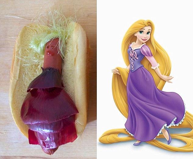 Як діснеївські принцеси стали сосисками - фото 1