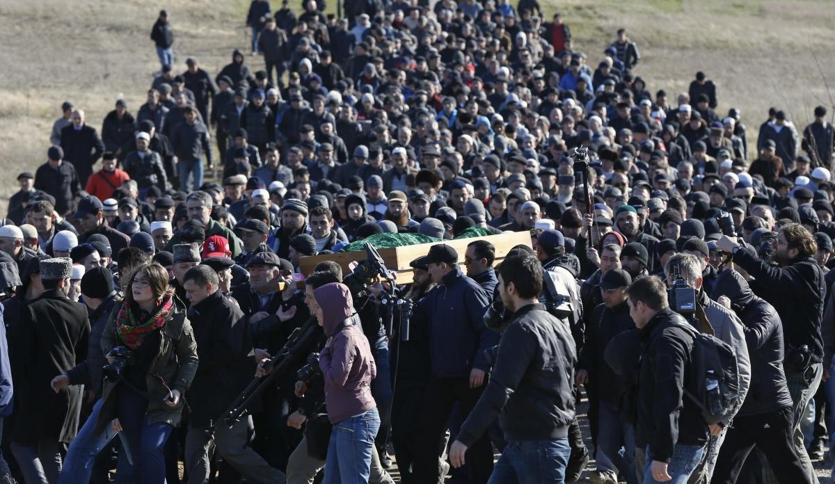 Хроніки окупації Криму: вбивство українського військового та похорон закатованого активіста - фото 5