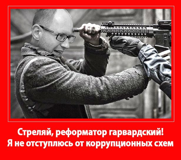 Боровик відчув себе у Яценюка карасем в каналізації - фото 6