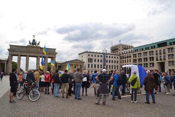У Берліні показали, як Росія викрала Савченко (ФОТО) - фото 1