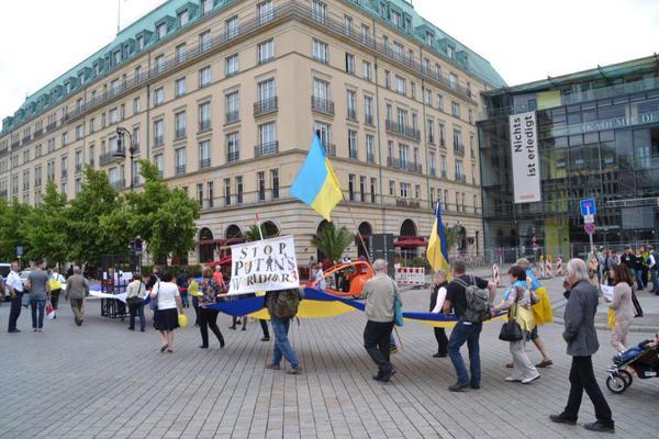 У Берліні показали, як Росія викрала Савченко (ФОТО) - фото 2