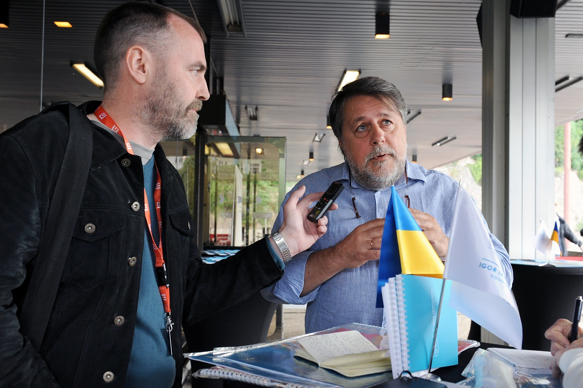 Вперше в історії українське кіно представили на 51-му МКФ в Карлових Варах - фото 2