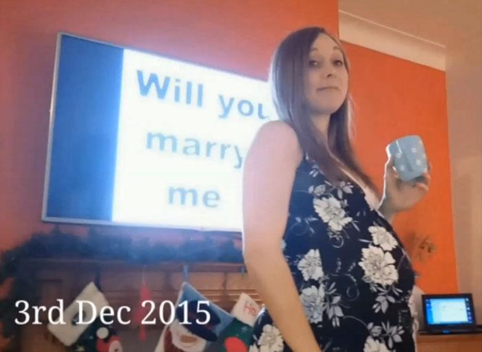 Як чоловік за допомогою фото майстерно приховував пропозицію одруження місяцями - фото 6
