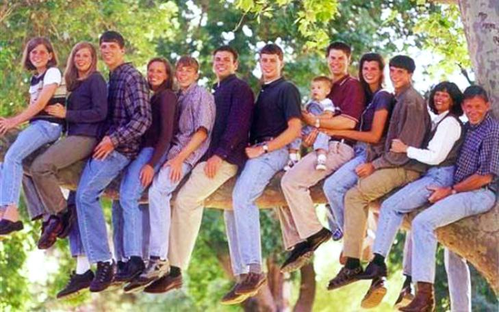 35 дуже дивних сімейних фото - фото 15