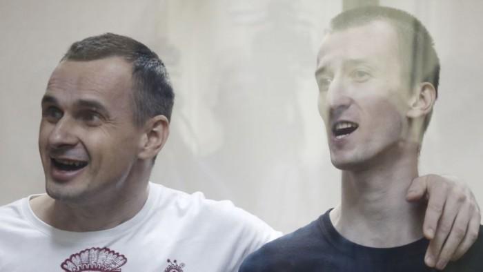 Два роки без України: Як Росія катувала Олега Сенцова - фото 2
