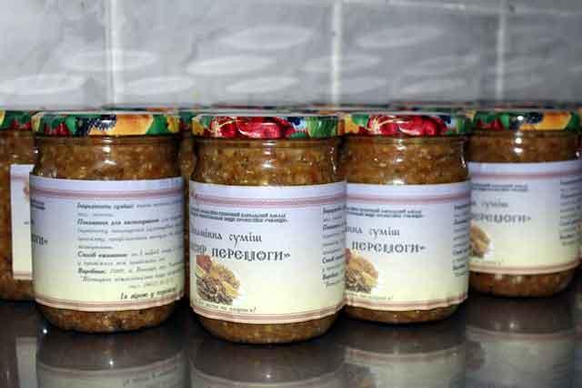 Вінничани передали в АТО 250 літрів вітамінної суміші та тисячу пиріжків - фото 1