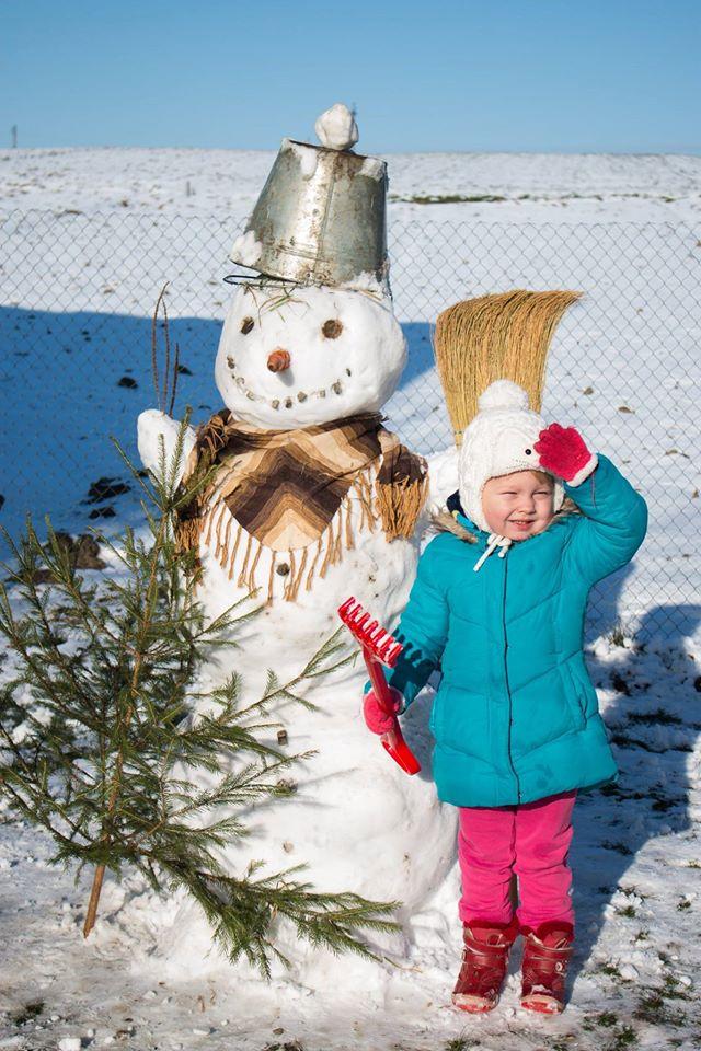 Красені і чудовиська: ТОП-10 оригінальних сніговиків - фото 4