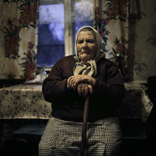 Як вимирають українські села - фото 8