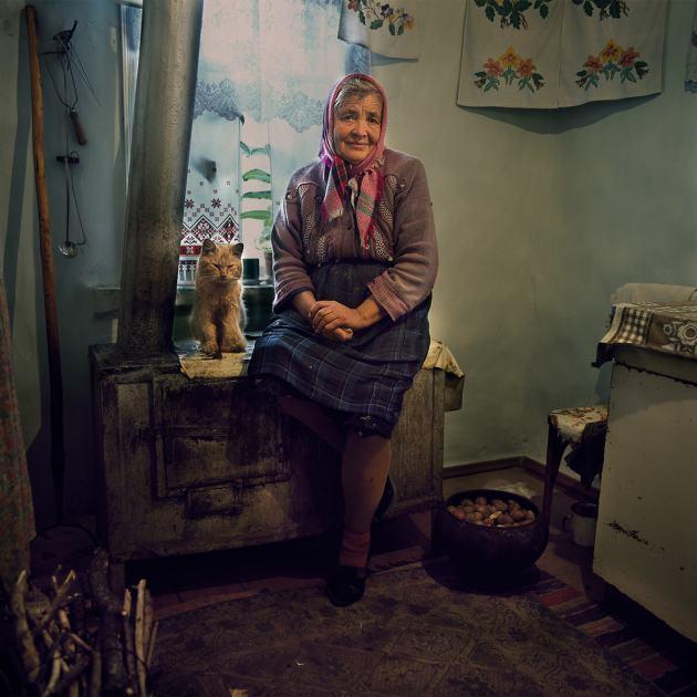 Як вимирають українські села - фото 10