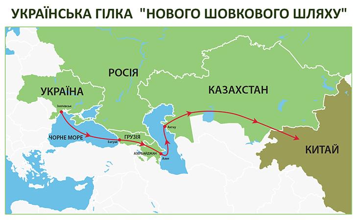 """Чи здолає """"новий Шовковий шлях"""" Транссибірську магістраль - фото 1"""