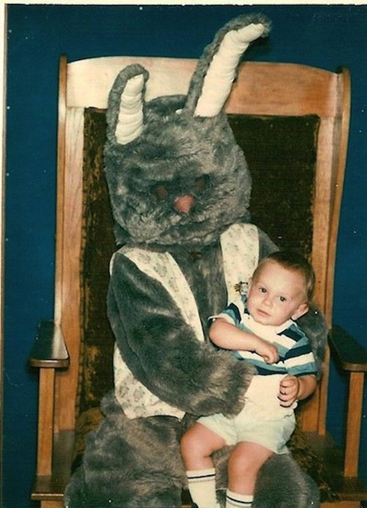 20 Великодніх зайців з ваших кошмарів - фото 15