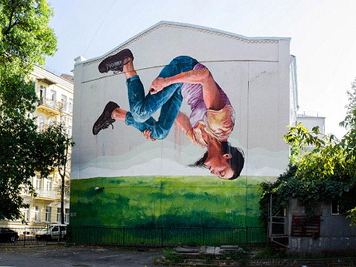 Каталог муралів Києва. Частина 3 - фото 1