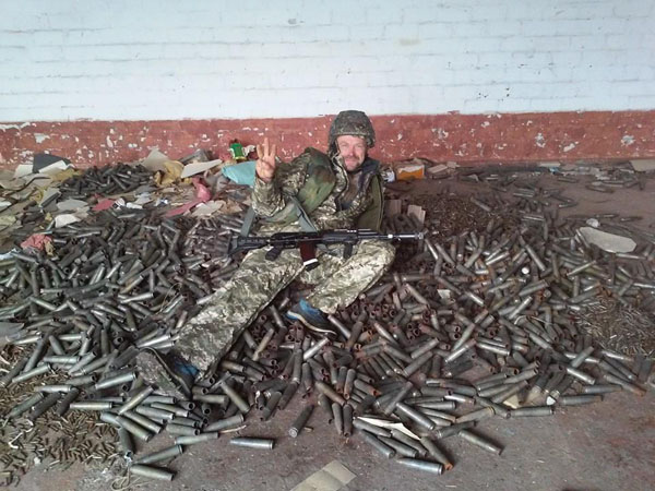 Справжні солдати. Віктор Суходольський: В моєму Саду Небесної Сотні зустрічатимуться бойові побратими - фото 7
