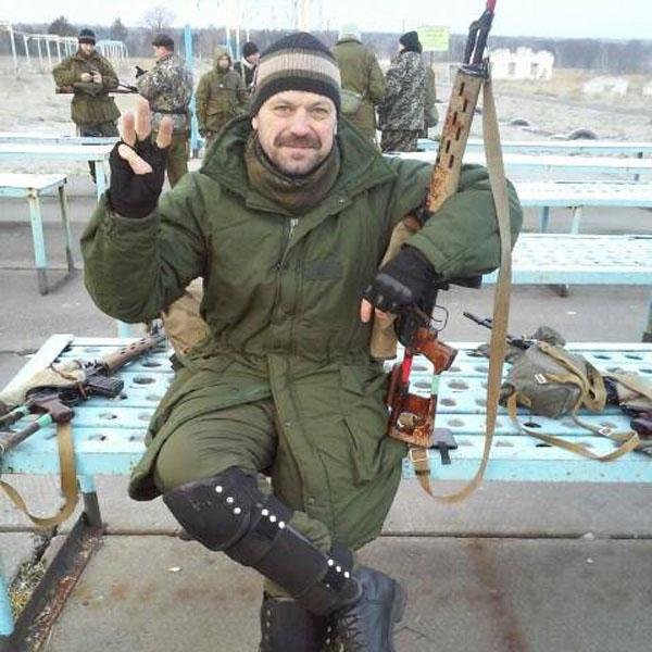 Справжні солдати. Віктор Суходольський: В моєму Саду Небесної Сотні зустрічатимуться бойові побратими - фото 6