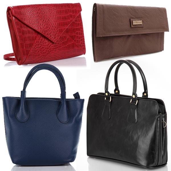 Сегодня актуальны как большие вместительные сумки, так и маленькие сумочки, которые помещаются в руке. .