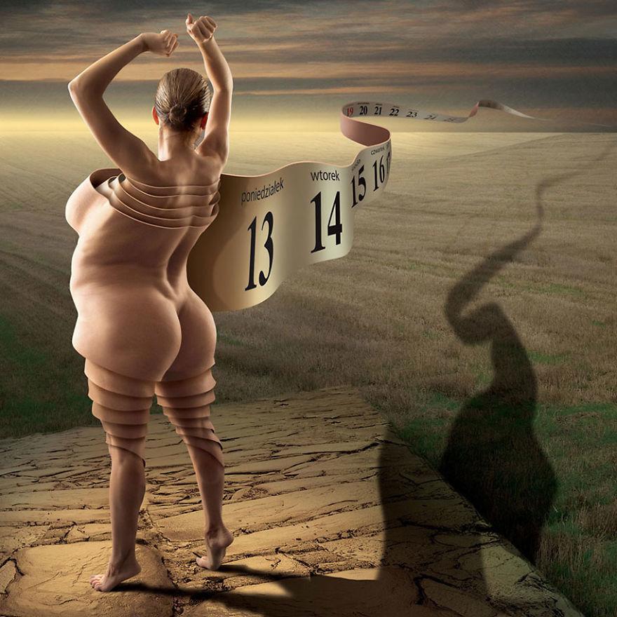 ТОП-7 робіт польського сюрреаліста, які змусять здригнутися - фото 3