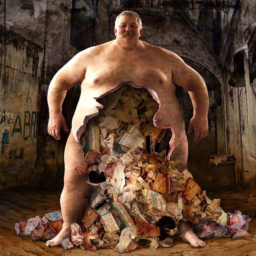 ТОП-7 робіт польського сюрреаліста, які змусять здригнутися - фото 4